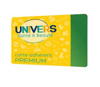 Carte Premium : votre programme complémentaire Bien-être