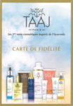 Carte de fidélité Taaj