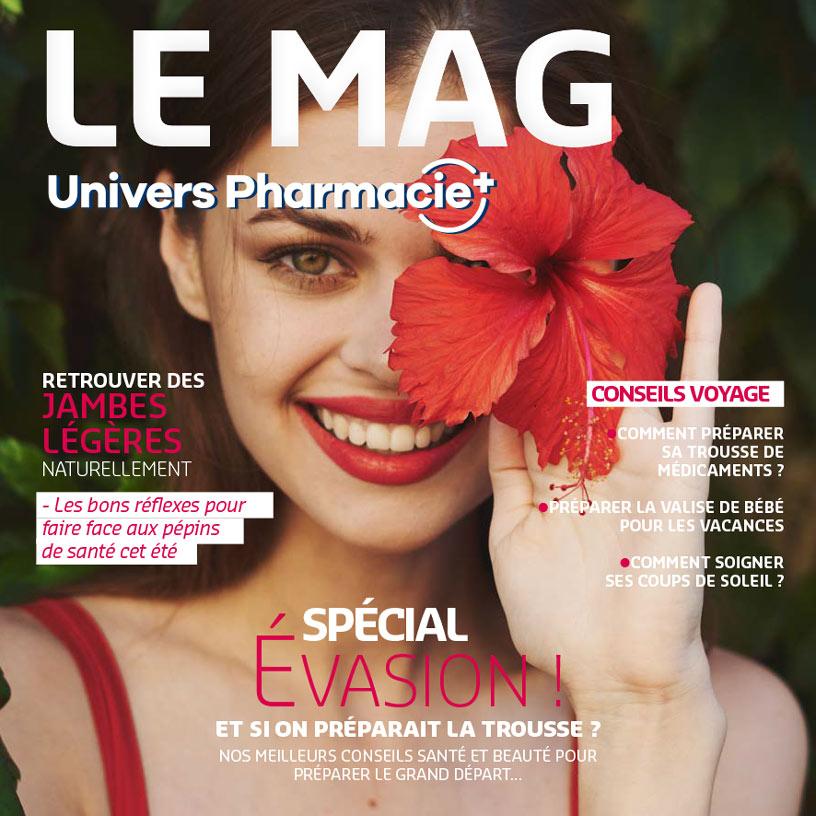 Le Mag Univers pharmacie - juin 2020